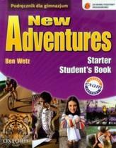 Adventures Starter - Student`s book