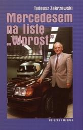 Mercedesem na listę Wprost