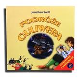 Podróże Guliwera - Książeczka z naklejkami