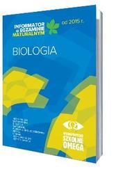 Informator o egzaminie maturalnym od 2015. Biologia