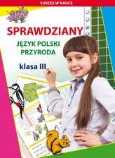 Sprawdziany klasa 3. Język polski. Przyroda