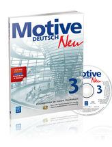 Motive Deutsch New 3. Liceum i technikum. Język niemiecki. Podręcznik z ćwiczeniami