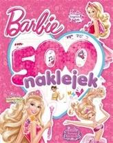 Barbie 500 naklejek. FBS-102