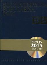 Encyklopedia popularna PWN + CD