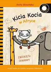 Kicia Kocia w Afryce
