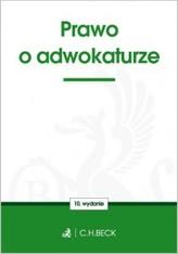 Prawo o adwokaturze wyd.10