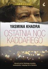 Ostatnia noc Kaddafiego