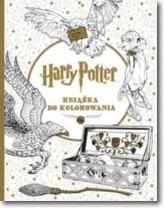 Harry Potter Książka do kolorowania