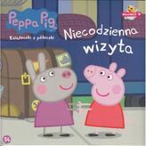 Świnka Peppa. Książeczki z..34 Niecodzienna wizyta