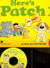 Here's Patch the Puppy 1 + CD