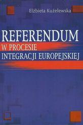 Referendum w procesie integracji europejskiej