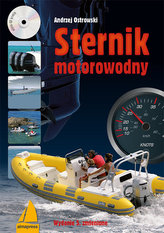Sternik motorowodny + CD