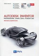 Autodesk Inventor Professional 2016PL/2016+/Fusion 360