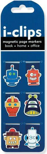 Zakładka Magnetyczna Roboty