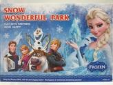 Klocki Frozen Snow Wonderful Park
