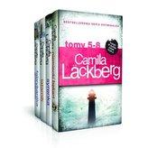 Pakiet Camilli Läckberg. Tomy 5-8