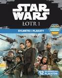 Star Wars Łotr 1. Sylwetki i plakaty