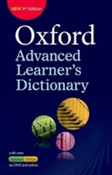 Oxford Advanced Learner´s Dictionary 9th Edition PB + DVD-ROM Pack with Online Access