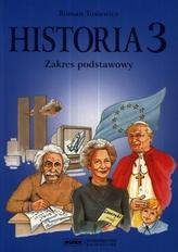 Historia. Liceum, część 3. Podręcznik. Zakres podstawowy