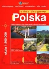 Polska. Atlas samochodowy w skali 1:200 000