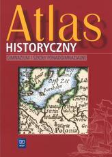 Atlas historyczny. Gimnazjum, szkoła ponadgimnazjalna