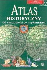 Atlas historyczny od starożytności do współczesności szkoła podstawowa Cz.2