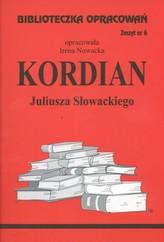 Biblioteczka Opracowań Kordian Juliusza Słowackiego