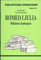 Biblioteczka opracowań zeszyt nr 14 - Romeo i Julia