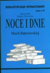 Biblioteczka Opracowań Noce i dnie Marii Dąbrowskiej