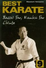 Best karate. Część 9. Bassai Sho, Kanku Sho, Chinte