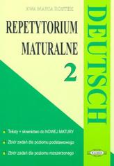 Deutsch 2. Repetytorium maturalne
