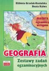 Geografia. Zestaw zadań egzaminacyjnych