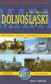 Region Dolnośląski 1:280000