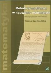 Metoda biograficzna w nauczaniu matematyki