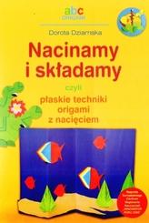 Nacinamy i składami, czyli płaskie techniki origami z nacięciem