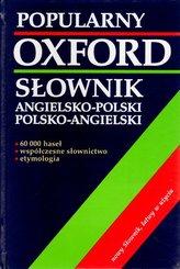Popularny słownik angielsko-polski, polsko-angielski (Oxford) (60 tys. haseł)