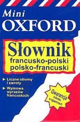 Słownik francusko-polski, polsko-francuski (Mini Oxford) (35 tys. haseł)