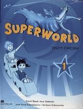 Superworld 1. Zeszyt ćwiczeń