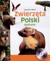 Zwierzęta Polski ( wydanie z płytą CD)