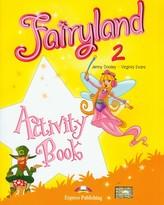 Fairyland 2. Activity book