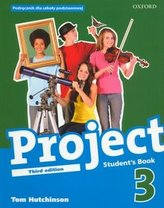 Project 3. Students Book Third edition