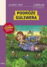 Podróże Guliwera. Lektura z opracowaniem