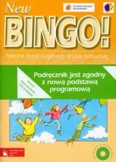 New Bingo! 2A/B. Szkoła podstawowa. Język angielski. Podręcznik (+2CD)