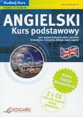 Angielski. Kurs podstawowy A1 - A2. Audio kurs (książka + 2 CD)
