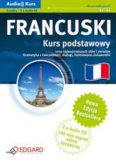 Francuski. Kurs podstawowy. A1 - A2. Kurs audio (książka + 2 CD)