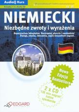 Niemiecki. Niezbędne zwroty i wyrażenia. Audio kurs (książka + 2 CD)