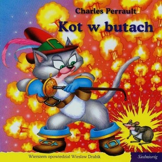 101 bajek Kot w butach