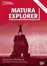 Matura Explorer Elementary - Workbook (+2CD)