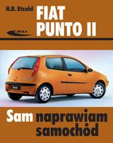 Fiat Punto II (od IX 1999 do VI 2003). Sam naprawiam samochód