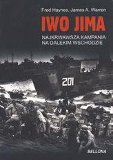 Iwo Jima. Najkrwawsza kampania na Dalekim Wschodzie